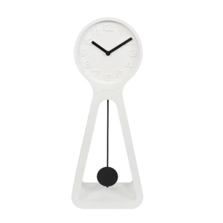 Zuiver Humongous Uhr weiß 38x24x97.5 cm