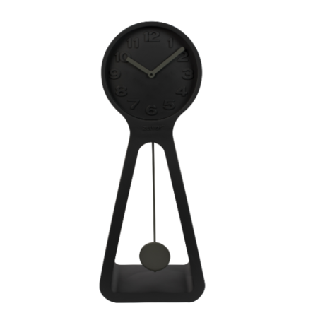 Zuiver Humongous Uhr schwarz 38x24x97,5 cm