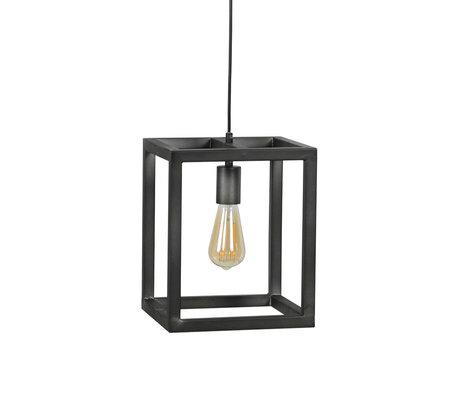 wonenmetlef Hanging lamp Jack old silver metal 25x25x150cm