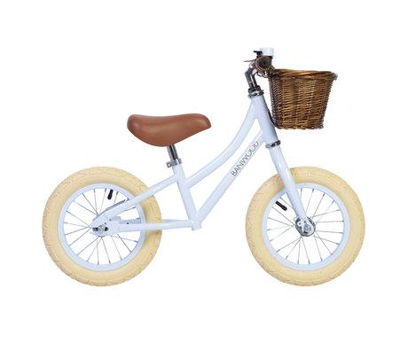 Banwood Kinderlaufrad geht zuerst himmelblau 65x20x41cm
