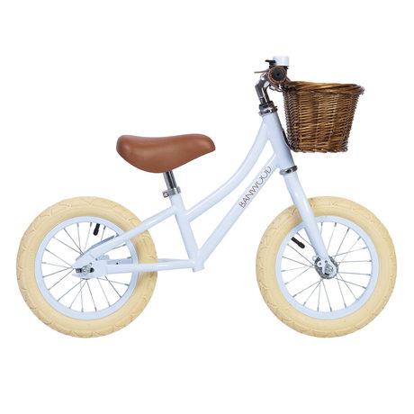 Banwood Vélo de course pour enfants premier aller Bleu ciel 65x20x41cm