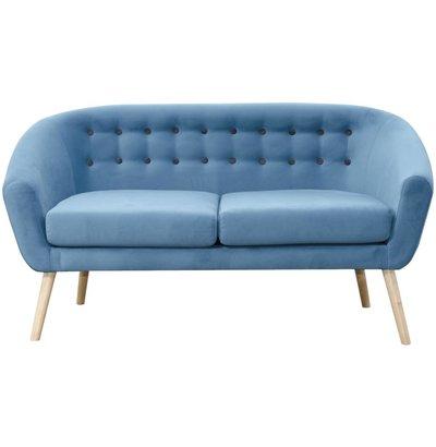 Blaue Sofas