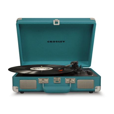 Crosley Radio Cruiser Deluxe - Teal 35.5x10.2x25.4cm