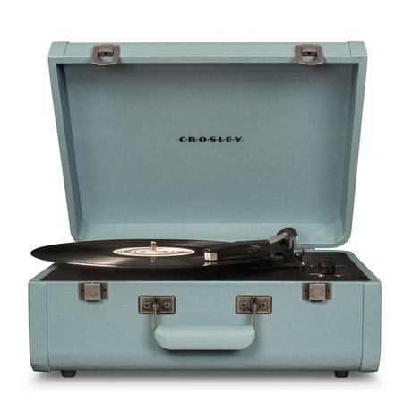 Crosley Radio Portfolio - Turmalin 41.5x44x20.5cm