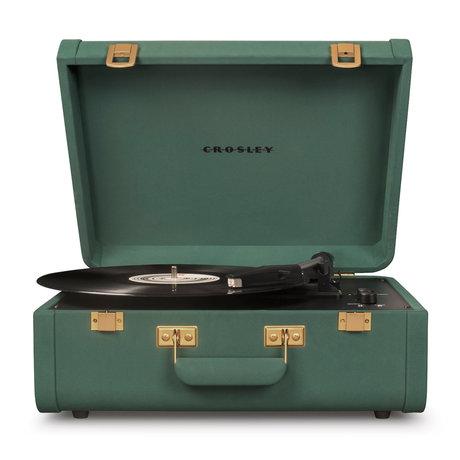 Crosley Radio Portefeuille Crosley - Quatzal 41,5x44x20,5cm