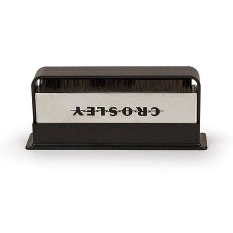 Crosley Radio Brosse de nettoyage pour disque combo 12x3x5 cm
