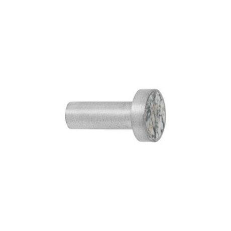 Ferm Living Haak Steel Stone Small Agate Mos steen Ø2x3,5cm