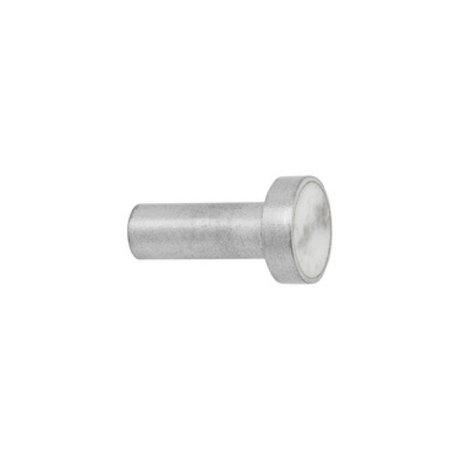 Ferm Living Stahl Marmor häkeln Kleiner weißer Marmor Ø2x3,5cm