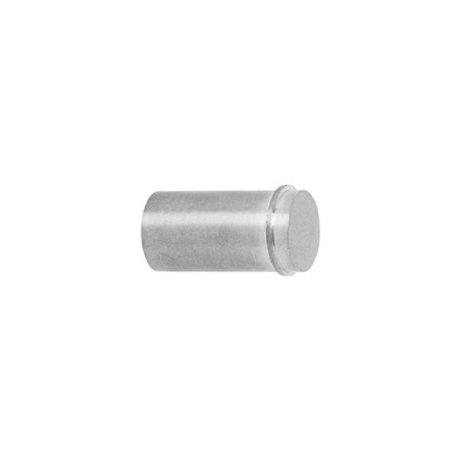 Ferm Living Haak Steel Small zilver grijs staal Ø2x3,5cm
