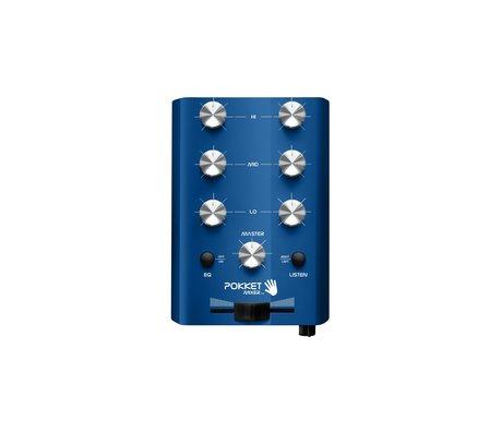 Crosley Radio Pokketmixer - Blue