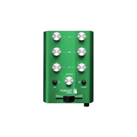 Crosley Radio Pokketmixer - Green 11x7.8x2.7cm