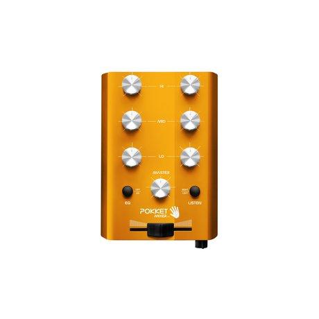 Crosley Radio Pokketmixer - Orange 11x7.8x2.7cm