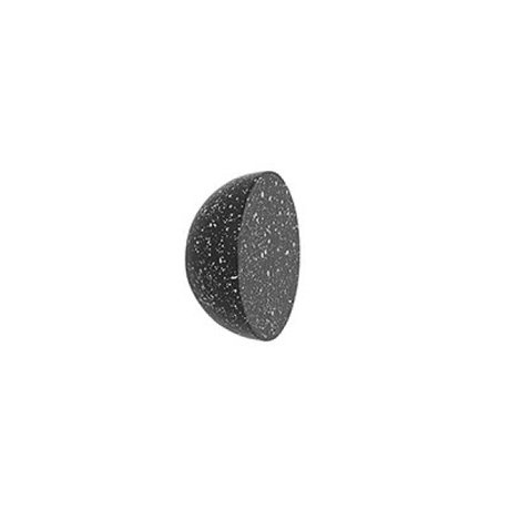Ferm Living Wandhaak large black cast iron Ø5x2.5cm
