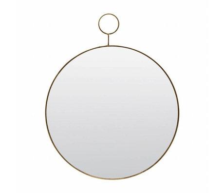 Housedoctor Mirror The Loop glass metal Ø32cm
