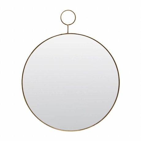 Housedoctor Mirror The Loop glass metal Ø32cm