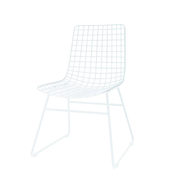 Hk Living Dining Chair Wire