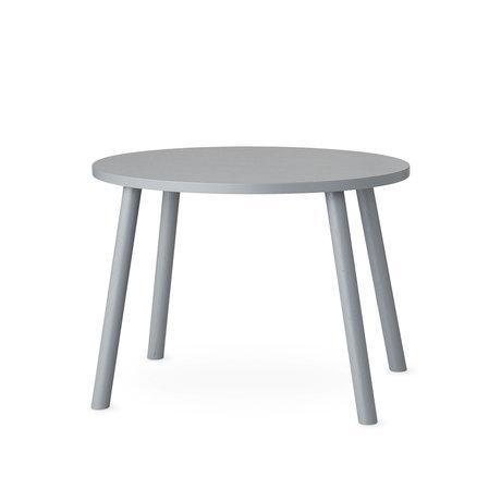NOFRED bambin souris de table gris bois 60x46x43.7cm