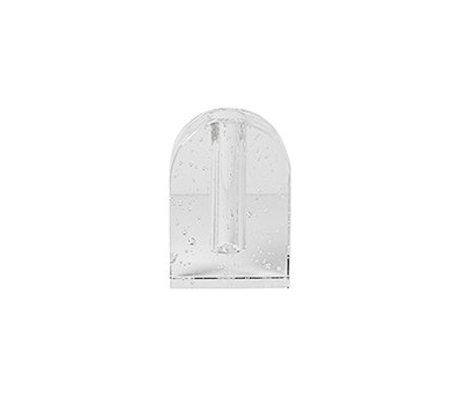 Ferm Living Deco-object Stars bubble glas 10.5x10.5x4.2cm