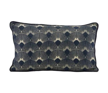 Housedoctor Kissenbezug Ananda Multicolor Textil 50x30cm