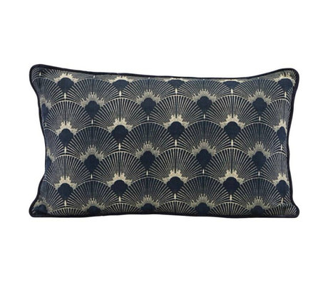 Housedoctor Kussenhoes Ananda multicolour textiel 50x30cm