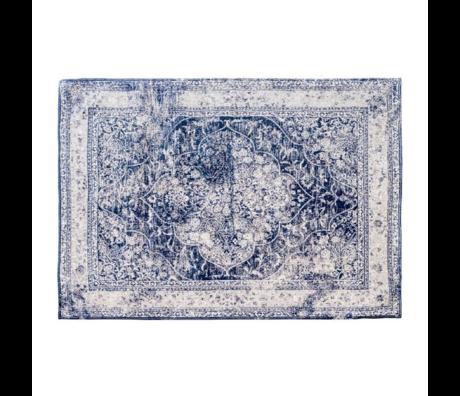 Riverdale Rug Rufus blue textile 200x290cm