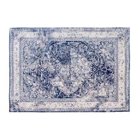 Riverdale Teppich Rufus blau Textil 200x290cm