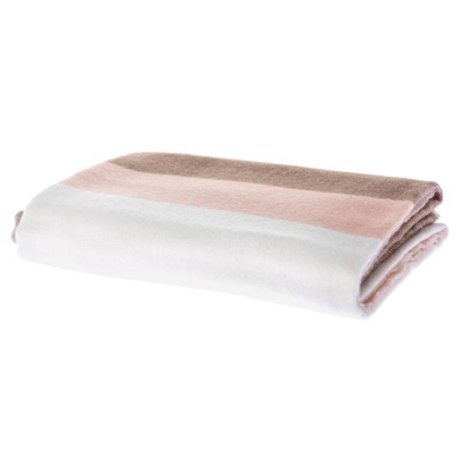 Riverdale Plaid Flow textile rose 130x160cm