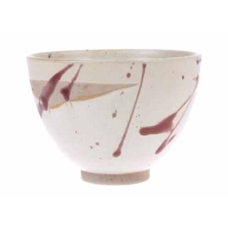 HK-living Schüssel mit Splash Keramik Kyoto 11x11x8cm
