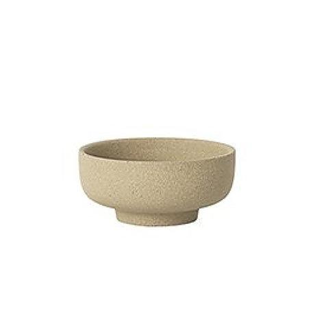 Ferm Living Salz Schüssel Sekki beige Keramik Ø7.5x3.3cm