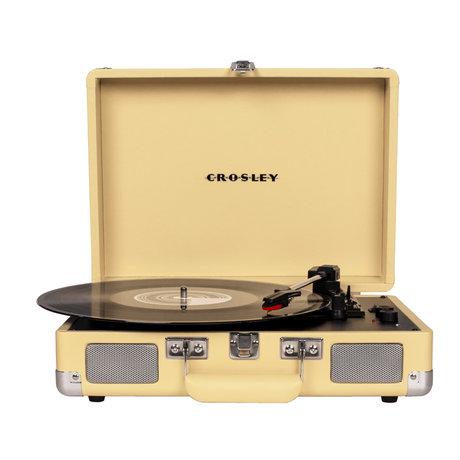 Crosley Radio Cruiser Deluxe - Fawn 35.5x25.5x10cm