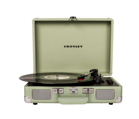 Crosley Radio Cruiser Deluxe - Mint 35,5x25,5x10cm