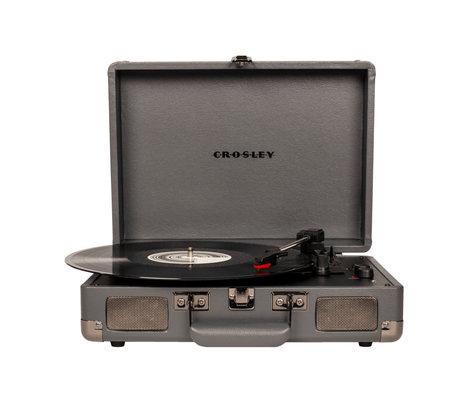 Crosley Radio Cruiser Deluxe - Slate 35,5x25,5x10cm