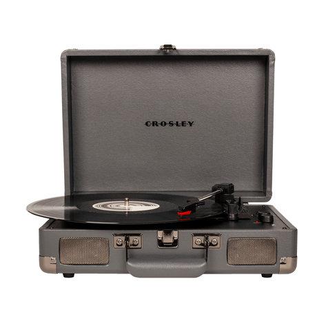Crosley Radio Cruiser Deluxe - Schiefer 35,5x25,5x10cm