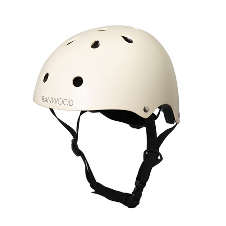 Banwood Bicycle helmet child cream 24x21x17.5 cm