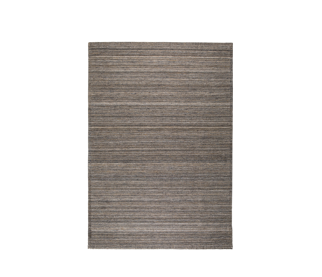 Zuiver Rug Sanders coffee brown wool 170x240cm