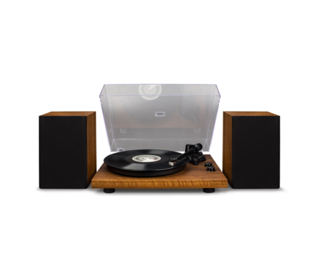 Crosley Radio C62 - Walnut 74.3x34.3cmx25.4cm