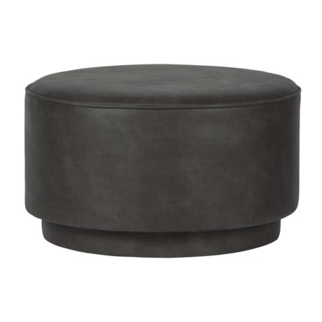 vtwonen Pouf coffee anthracite gray 60x60x36cm