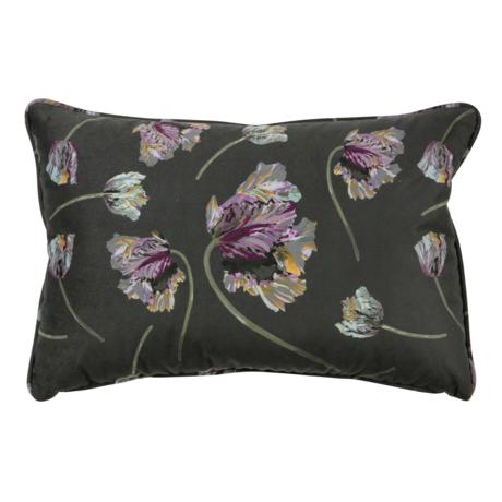 BePureHome Cushion Vogue rococo aloe 40x60cm