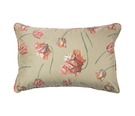 BePureHome Cushion Vogue rococo agave 40x60cm