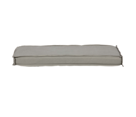 vtwonen Pallet cushions Stilt set of 2 brick gray 120x80 / 120x40cm