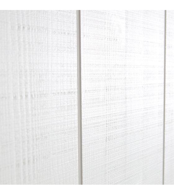 Slide Kast Barn Hout Wit 230x122x37cm