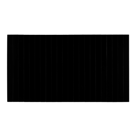 LEF collections Armlehnenablage flexibel M natur Eiche schwarz 44x24cm