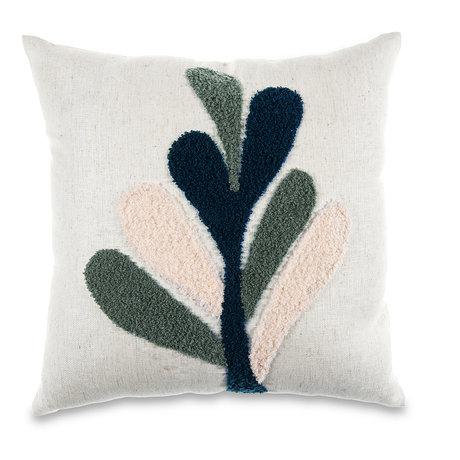 mister FRENKIE Kissen Flora mehrfarbige Baumwolle 45x45cm
