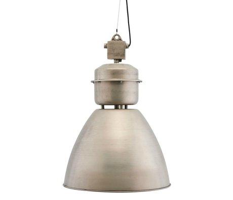 Housedoctor Hanglamp Volumen antiek zilver metaal Ø54x60cm