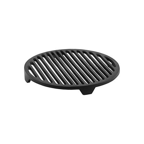 Housedoctor Coaster Liv black aluminum M Ø21x2cm