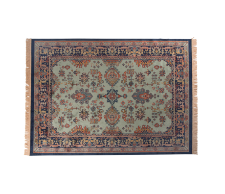 LEF collections Tapis Raz textile multicolore 200X300cm