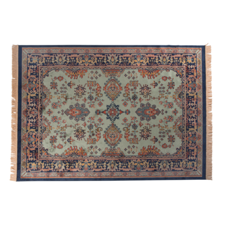 LEF collections Rug Raz multicolour textile 200X300cm
