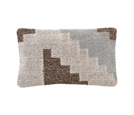 Housedoctor Kussenhoes Sanda multicolour textiel 50x30cm