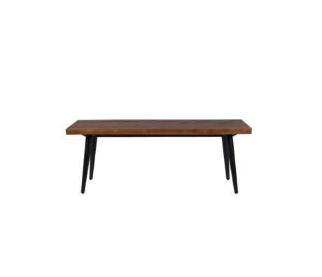 Dutchbone Dining room bench Alagon brown wood 120x40x45cm
