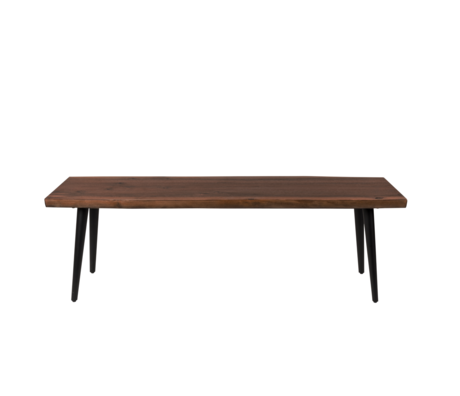 Dutchbone Dining room bench Alagon brown wood 140x40x45cm